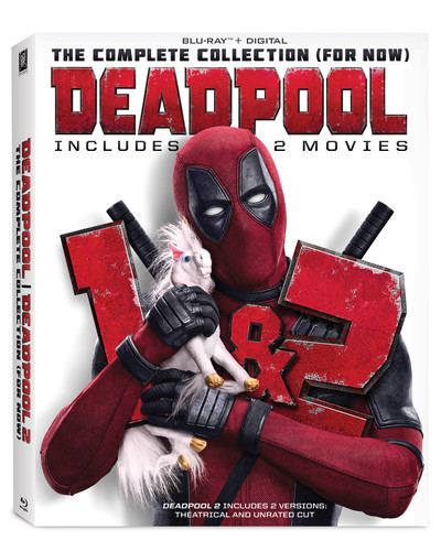 Deadpool/Deadpool 2 [Blu-ray]