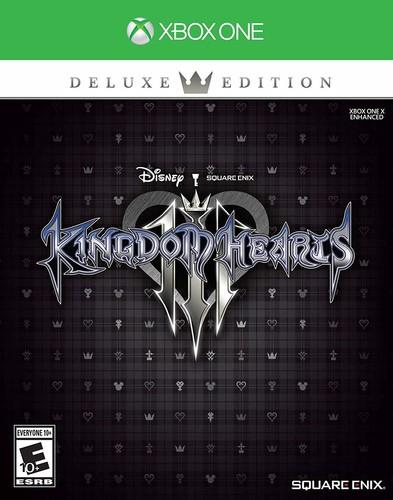 Kingdom Hearts III - Xbox One Deluxe Edition