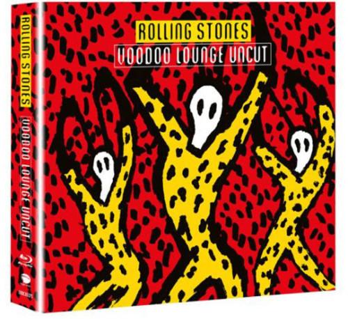 Voodoo Lounge Uncut    Blu-Ray + 2 CDs