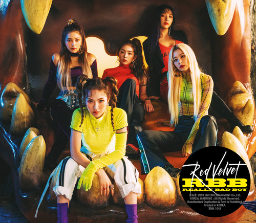 Red Velvet the 5th Mini Album 'RBB'