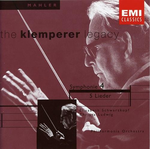 Symphony 4 /  Lieder