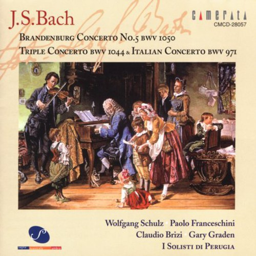 Brandenburg Concerto 5