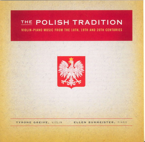 Polish Tradition: Violin Piano Music