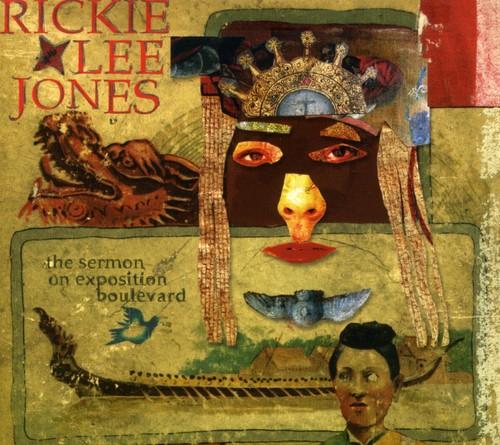 Rickie Lee Jones-Sermon on Exposition Boulevard