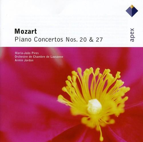 Mozart: Pno Ctos Nos 20 & 27