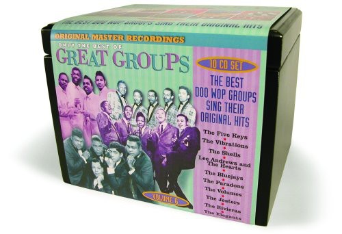 Only the Best of the Great Groups 6 /  Various