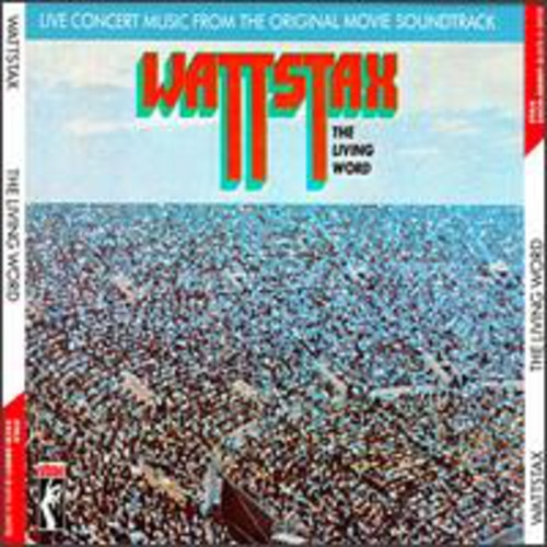 Various Artists-Wattstax (Original Soundtrack)