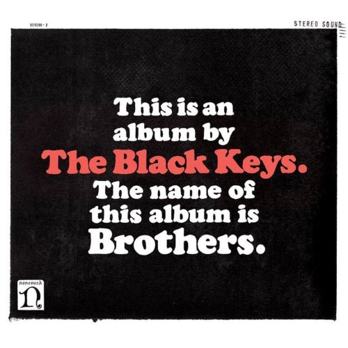 The Black Keys-Brothers