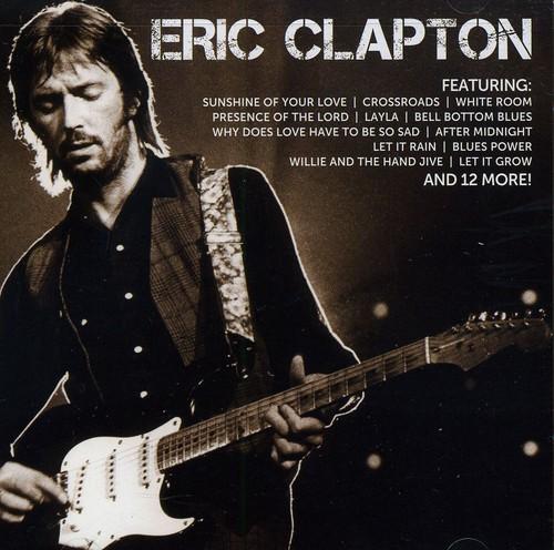 Eric Clapton-Icon