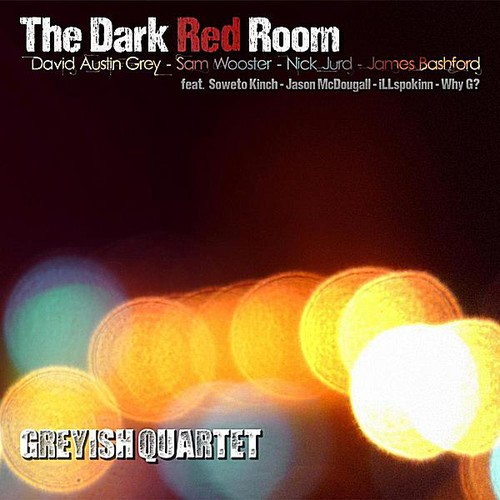 Dark Red Room