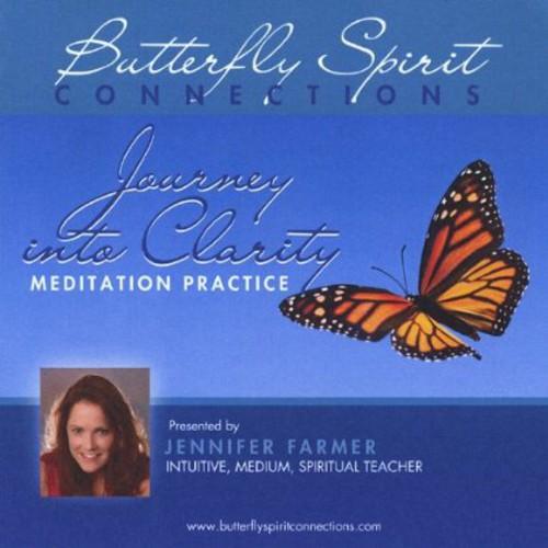 Journey Into Clarity Meditation CD
