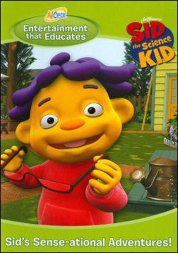 Sid the Science Kid: (Ete) Sid's Senseational Adv