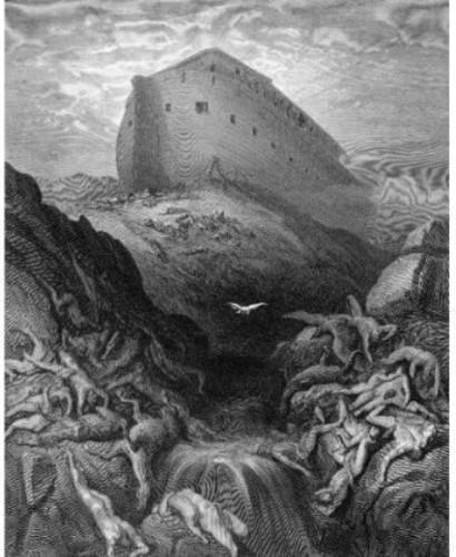 Mega Disasters: Noah's Great Flood