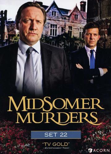 Midsomer Murders: Set 22