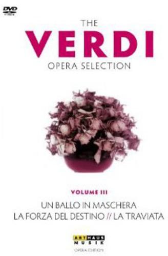 Verdi Opera Selection 3