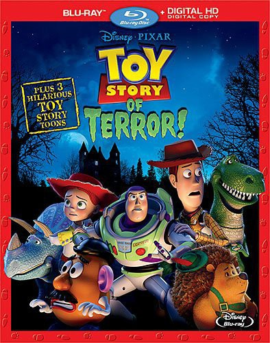 Toy Story of Terror! [Blu-ray]