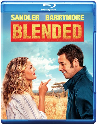 Blended [Ultraviolet] [Blu-ray/DVD]