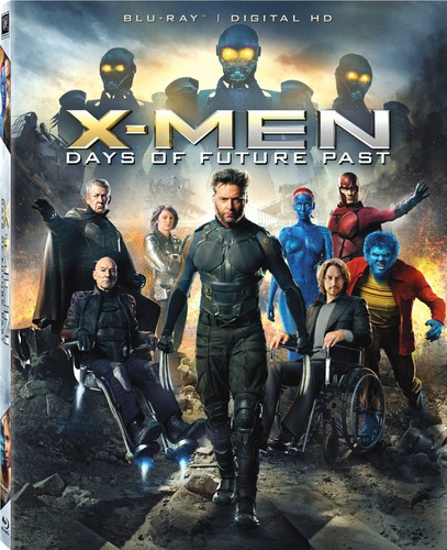 X-Men: Days of Future Past [Blu-ray][With Movie Cash]