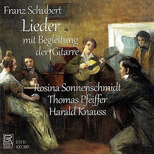 Johann Kaspar Mertz & Franz Schubert: Works