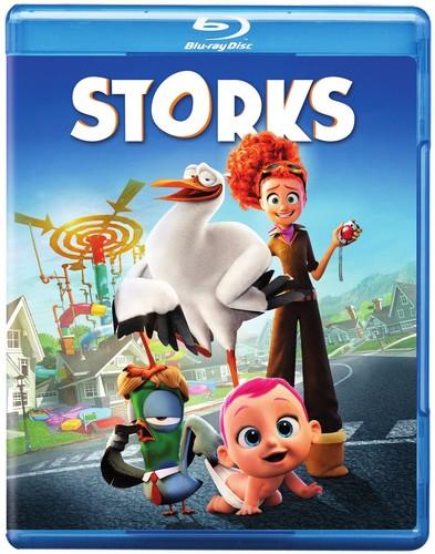 Storks [UltraViolet] [Blu-ray/DVD] [2 Discs]