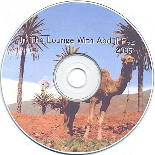 In the Lounge with Abdulfez