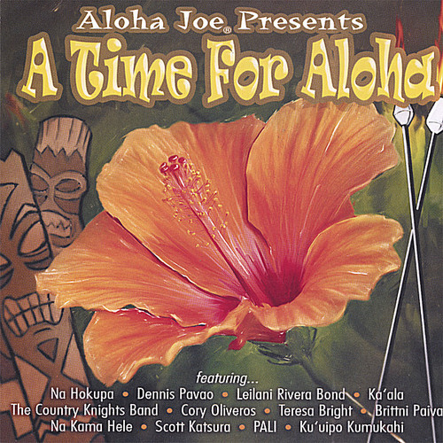 Aloha Joe Presents a Time for Aloha /  Various