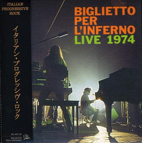 Live 1974 [Import]