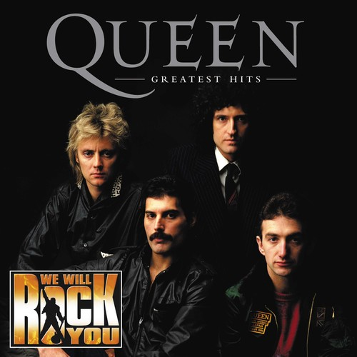 Queen-Greatest Hits: We Will Rock You Edition