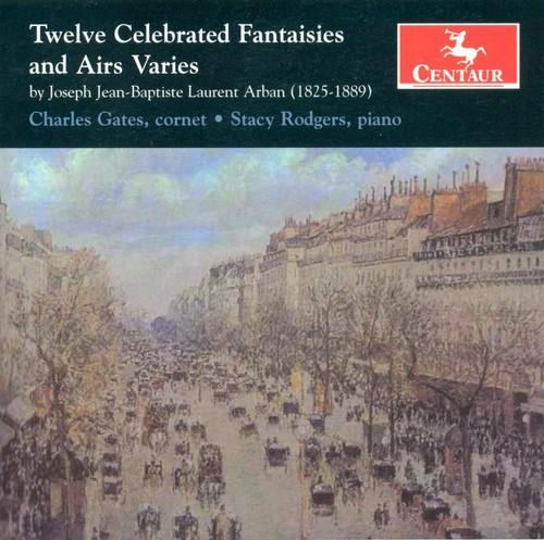 Twelve Celebrated Fantasies & Airs Varies