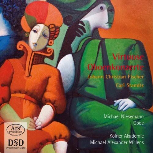 Forgotten Treasures 7: Virtuoso Concertos for Oboe