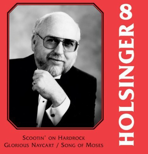Symphonic Wind Music of Holsinger 8