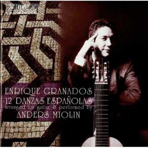 Danzas Espanolas Op 37 Arr for 10-Stringed Guitar