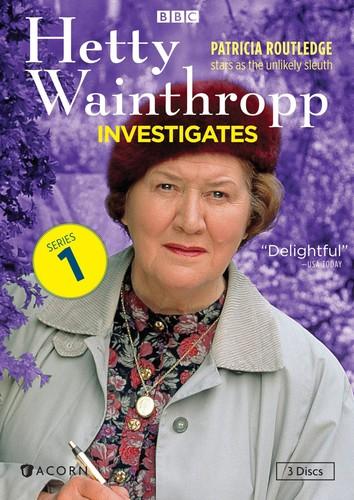 Hetty Wainthropp Investigates: Series 1