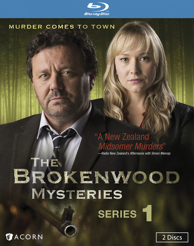 The Brokenwood Mysteries: Series 1