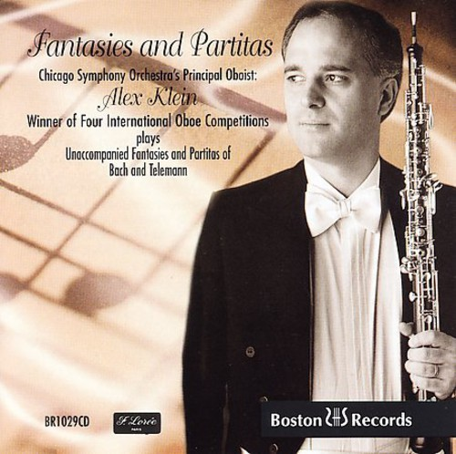 Oboe Works: Fantasies & Partitas