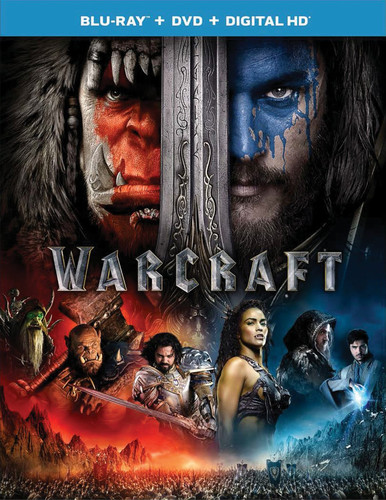 Warcraft [Blu-ray/DVD]