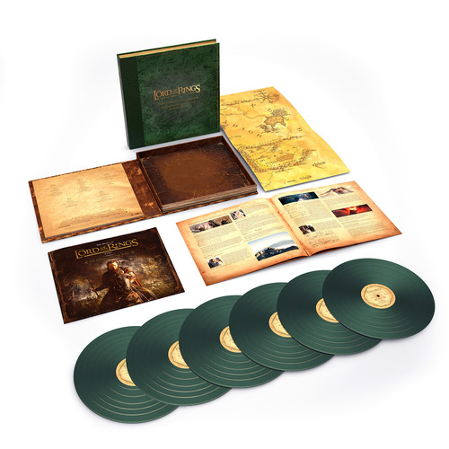 The Lord of the Rings: The Return of the King: The Complete Recordings