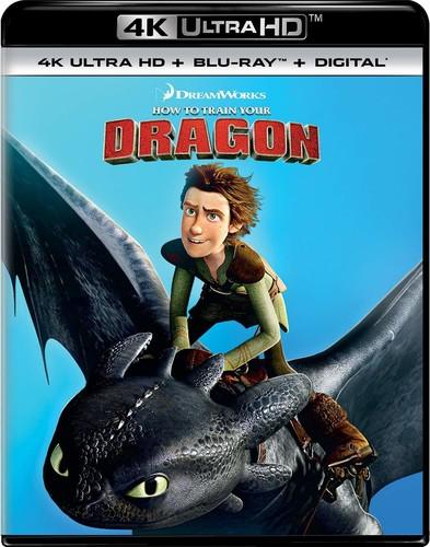 How to Train Your Dragon [4K Ultra HD Blu-ray/Blu-ray]