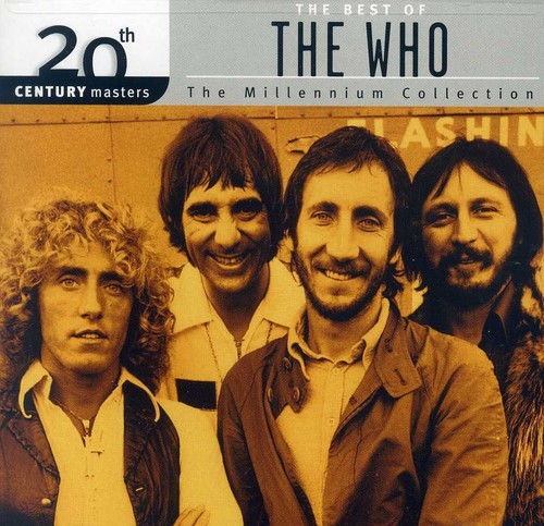 The Who-20th Century Masters: Collection