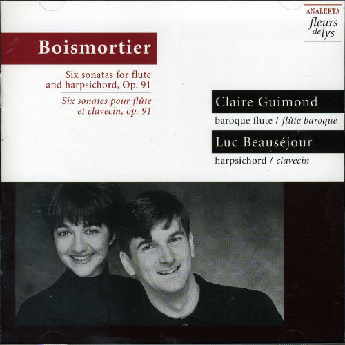 Six Sonates Pour Flute
