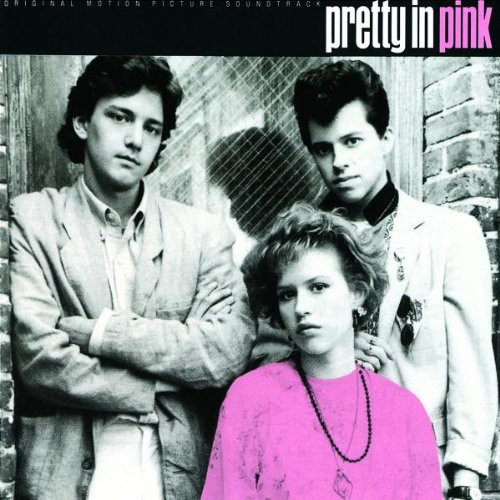 Various Artists-Pretty in Pink (Original Motion Picture Soundtrack)