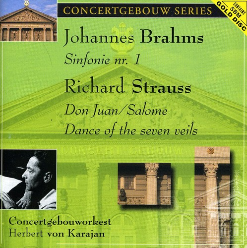 Brahms: Sym No 1 /  Strauss: Don Juan