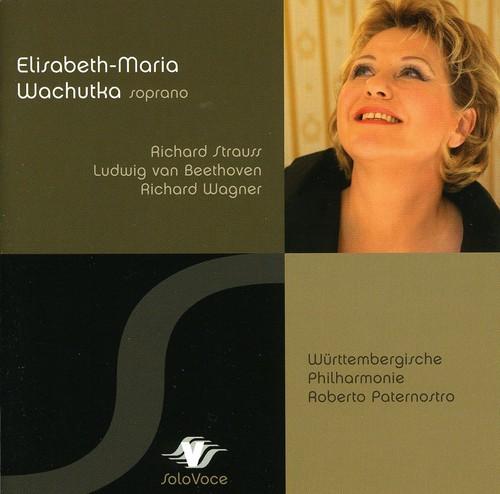 Sings Strauss Beethoven & Wagner