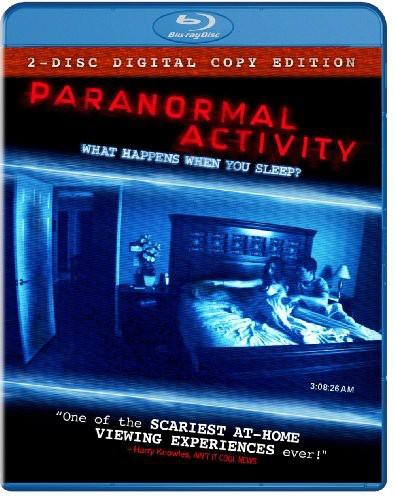Paranormal Activity [2 Discs] [Blu-ray]