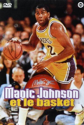 Magic Johnson Et Le Basket [Import]