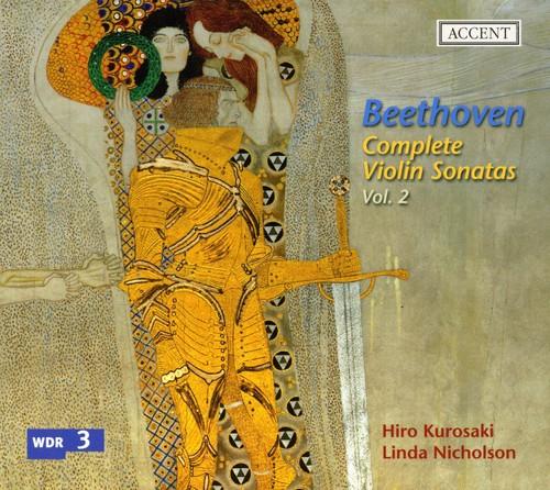 Complete Violin Sonatas 2