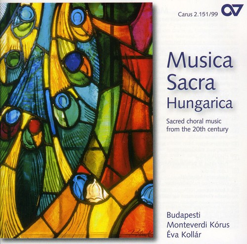 Sacred Choral Music from the 20th Century