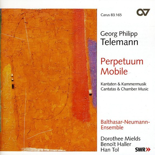 Perpetuum Mobiel /  Cantatas & Chamber Music