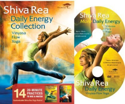 Shiva Rea: Daily Energy Collection