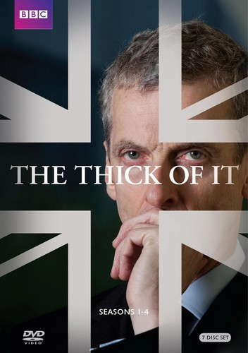The Thick of It: Seasons 1-4